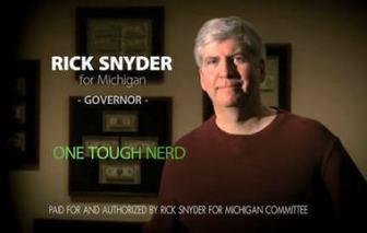 Snyder: One Tough Nerd