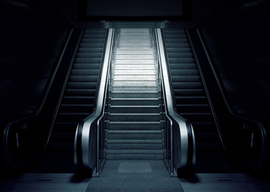 escalator-769790_1920