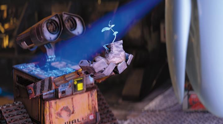Wall-E-plant